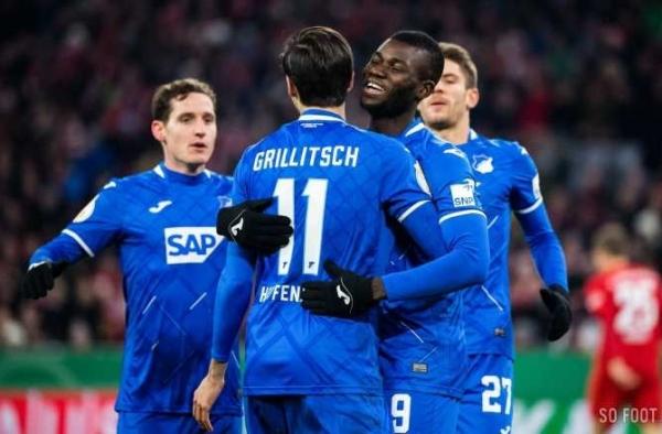 Déjà du lourd pour Ihlas Bebou et Hoffenheim en Bundesliga