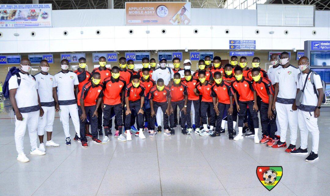 Tournoi UFOA B: Les juniors en stage au Maroc
