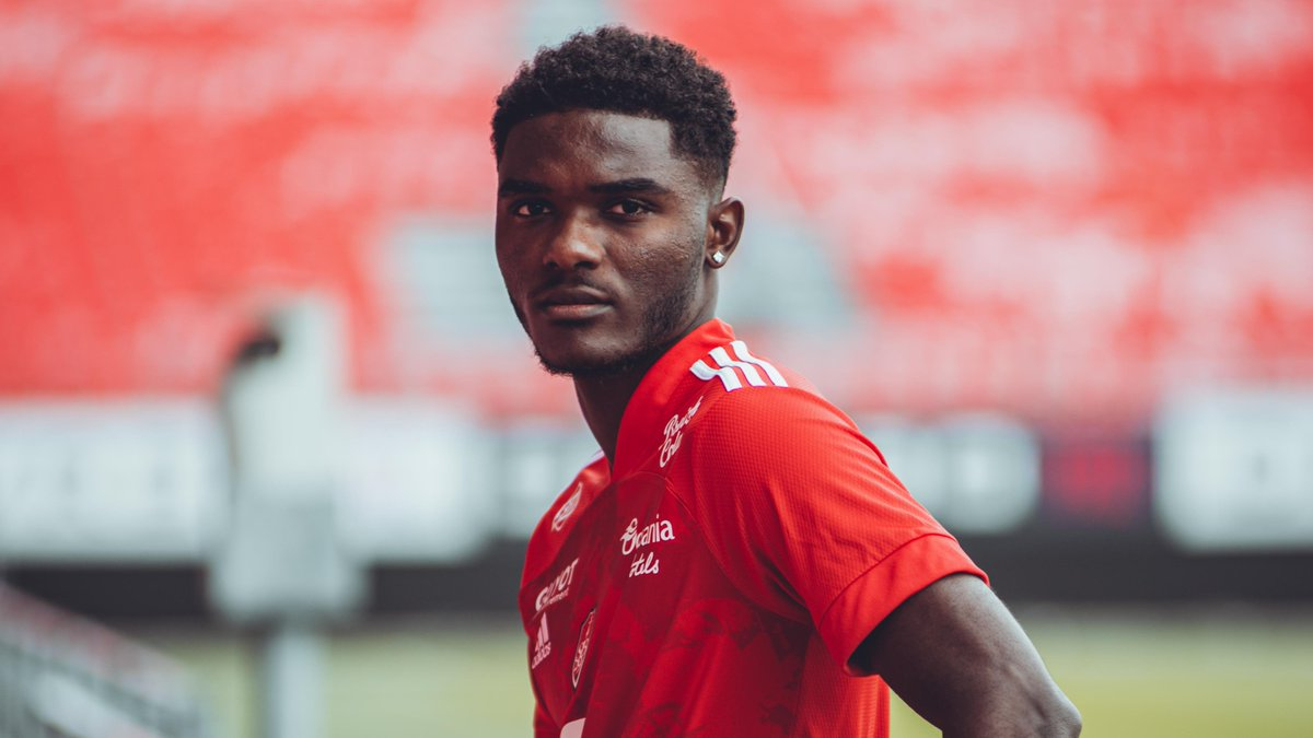 Lilian Brassier : Le Franco-togolais pourrait faire ses débuts en Ligue 1 ce samedi