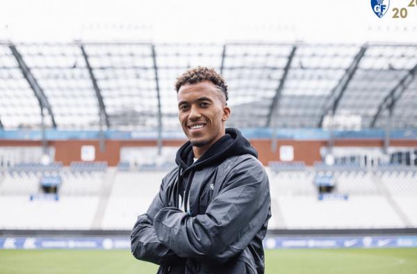 Ligue 2 : De Charleroi à Grenoble, David Henen toujours en quête de temps de jeu