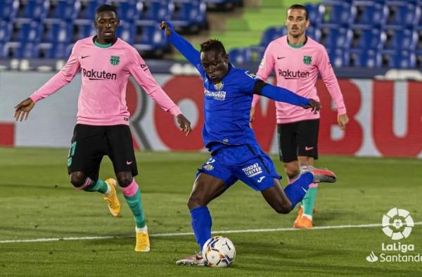 Liga Espagnole : Les statistiques impressionnantes de Djene Dakonam cette saison