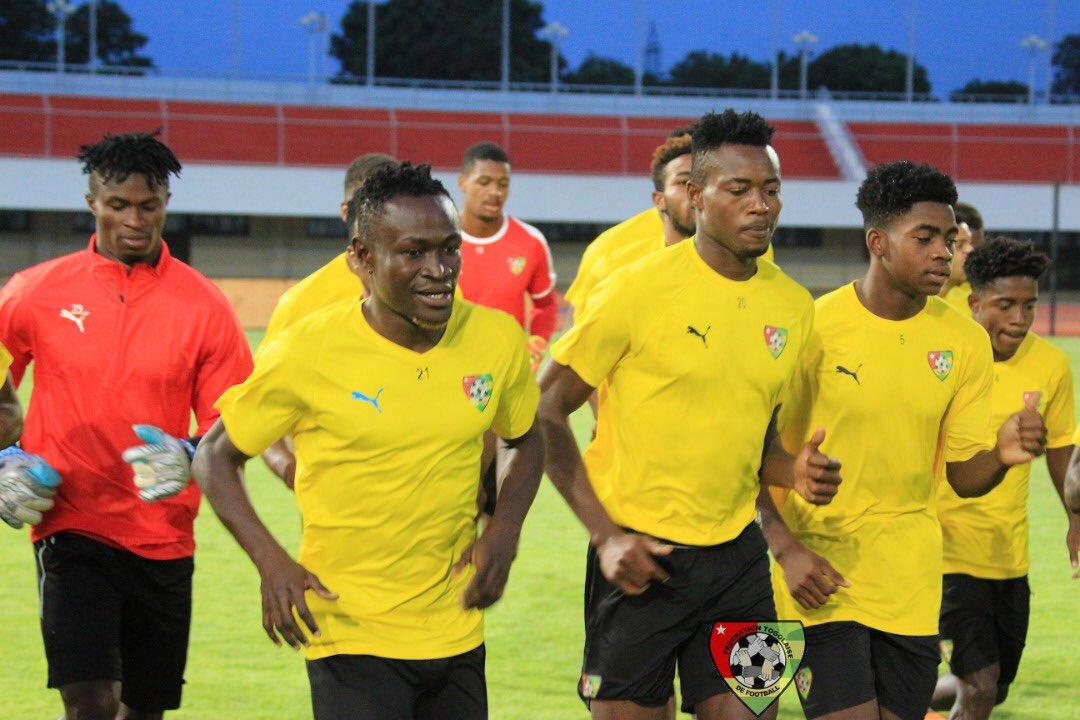 Togo - Egypte : Djene Dakonam conscient de l'enjeu du match
