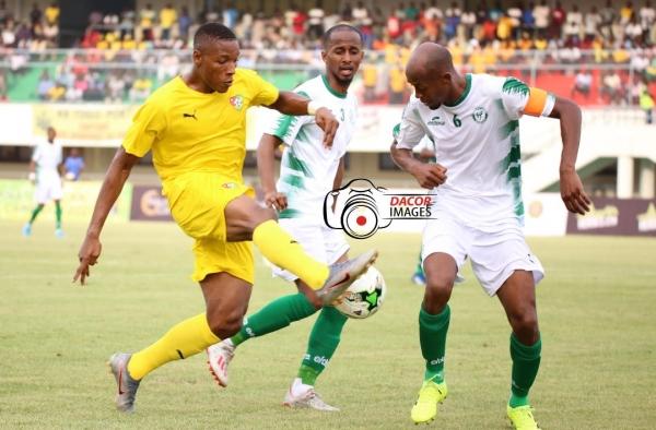 Fodoh Laba : Combien de buts a-t-il déjà inscrit en sélection ?