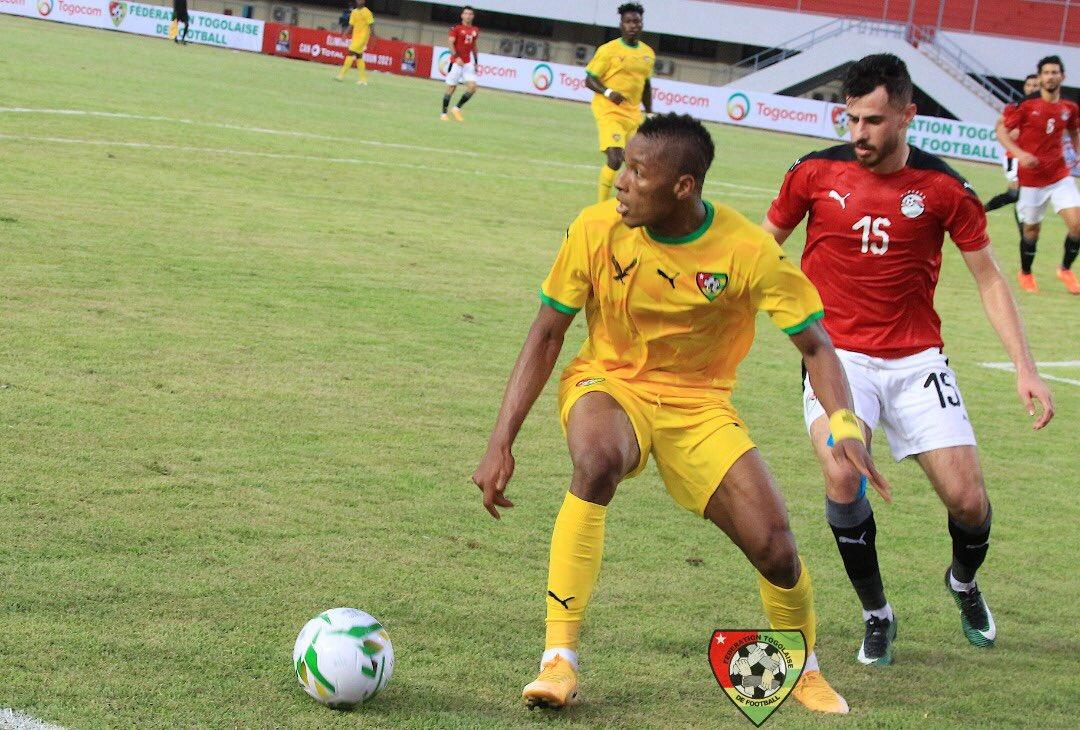 Togo-Egypte: Les notes des Éperviers pour le match retour