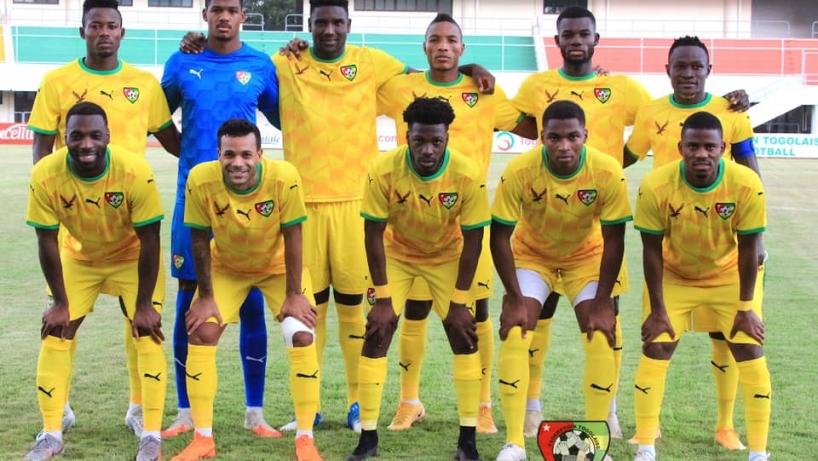Ces chiffres qui expliquent parfaitement l'élimination du Togo pour la CAN 2021