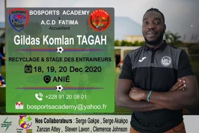 Togo : Bo Sports et ACD Fatima pour un recyclage des entraineurs