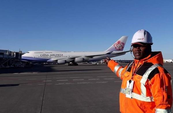 Que deviennent-ils: Abdou Moumouni, agent de transit à l'aéroport de Bâle