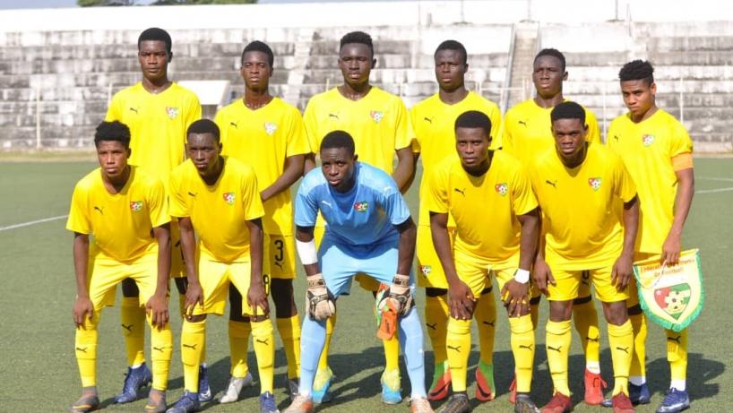 Tournoi UFOA B: le Togo éliminé!