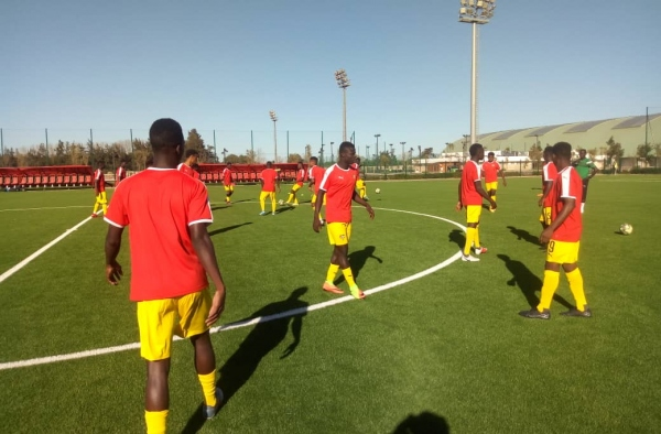 Préparatifs Tournoi UFOA B : Un stage au Maroc réussi pour les Eperviers U20