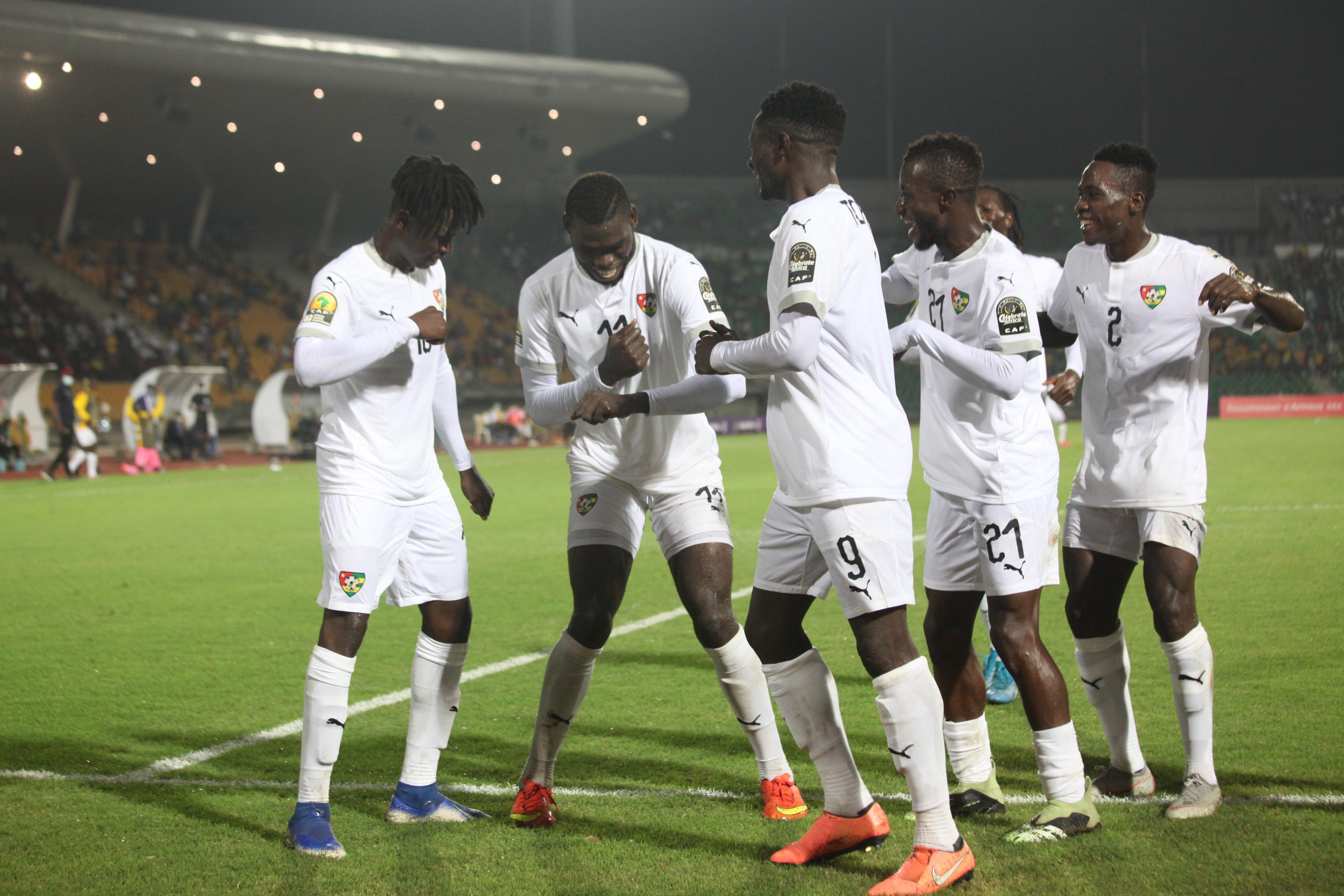CHAN: le Togo surprend l'Ouganda