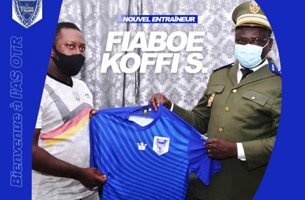 Officiel: Fiaboe Sena devient l'entraineur de l'AS OTR