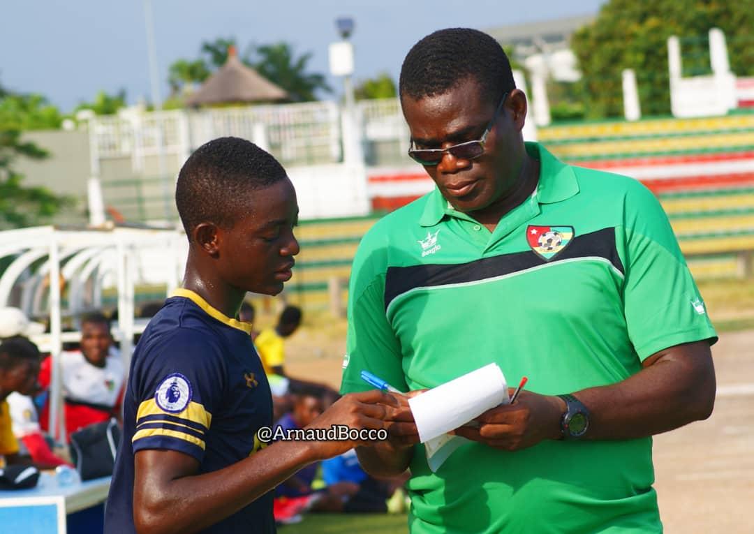 Tournoi UFOA B U17 - Maurice Noutsoudjè : « On fera mieux cette année »