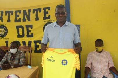 Officiel: Maurice Noutsoudjin revient à l'Entente 2