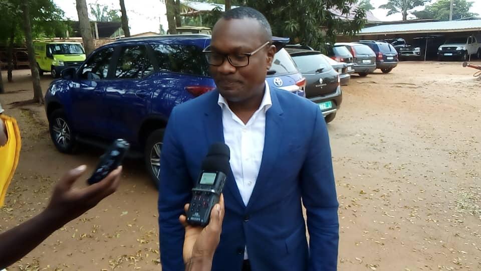 Honoré Aziadeke, nouvel homme fort d'Espoir de Zio