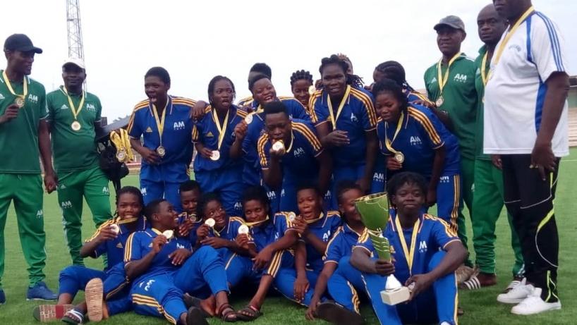 LDC Féminine : Le Togo représenté par les Amis du Monde