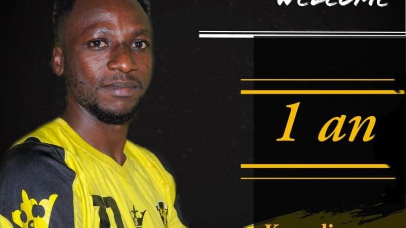 D1  Togo: les flops de la phase aller - Kouadio  Germain