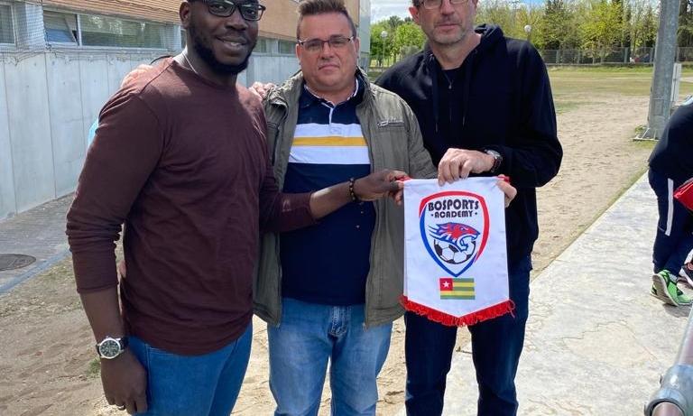 Football à la base : BoSports Academy officialise avec l'ACD Fatima