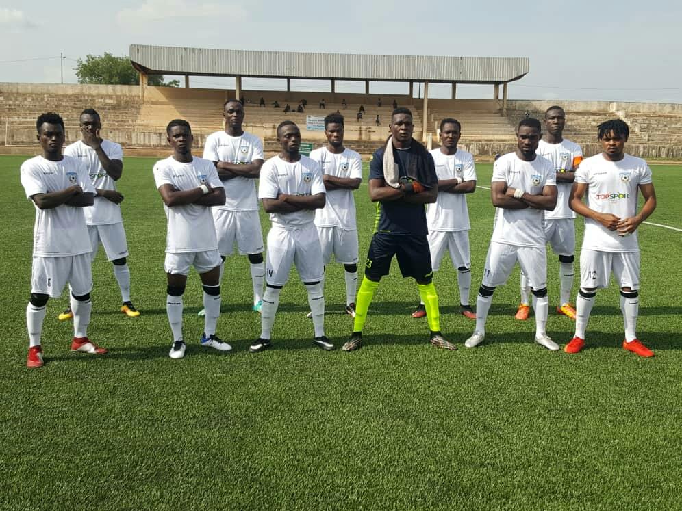 D1- 7e journée : Sara FC et L'As binah dos à dos