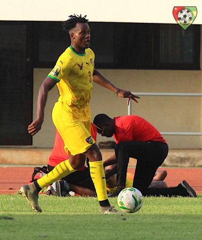 Issifou Bourahana vers le FC ST Eloi Lupopo
