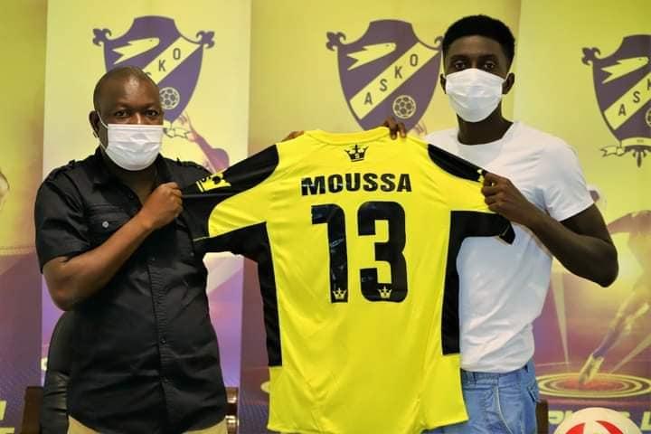 ASKO de Kara : Le club annonce trois nouveaux joueurs
