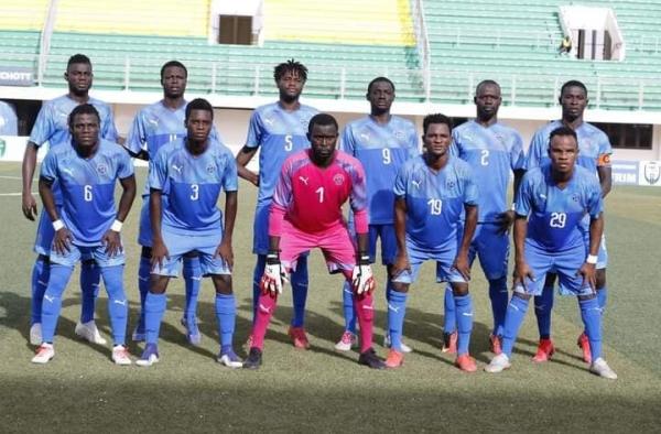 Coupes d'Afrique: les clubs togolais à la trappe