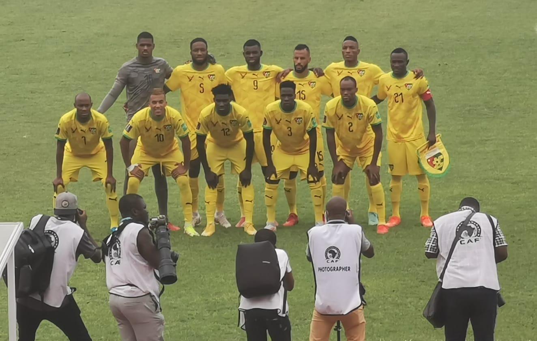 Togo-Congo: Un match nul heureux!